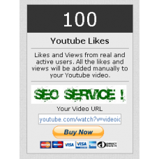 100 You Tube Like
