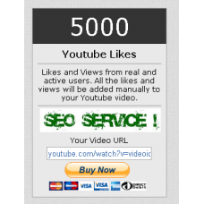 5000 You Tube Like